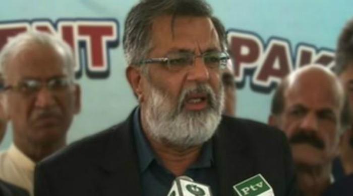 MQM-P leader Abdul Rashid Godil to quit active politics
