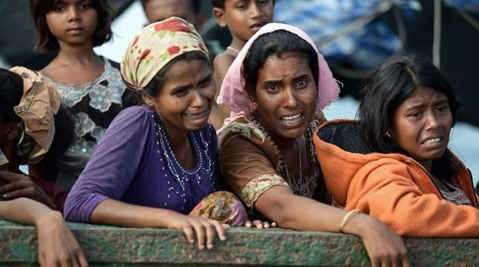 Bangladesh sends back Rohingya boat carrying injured