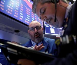 Wall Street ends down after more White House turmoil