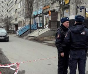 Knife attacker in Russian city wounds 8, shot by police