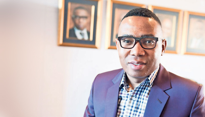 Just in: Mduduzi Manana has resigned