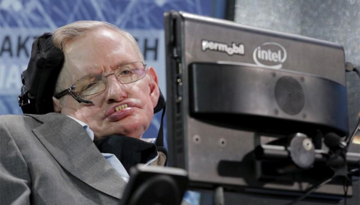 Professor Hawking says Conservatives are 'abusing' science to justify policies — NHS crisis