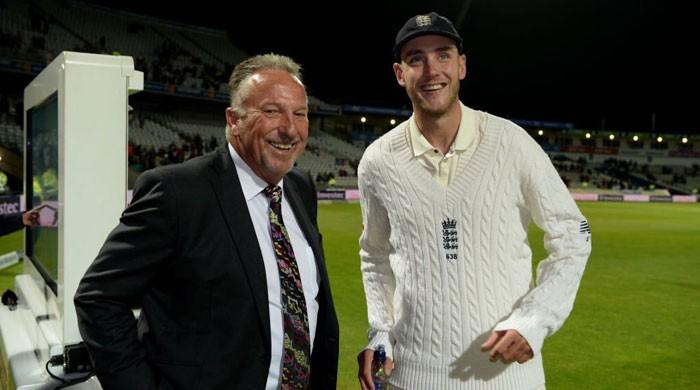Stuart Broad proud to beat Botham's mark