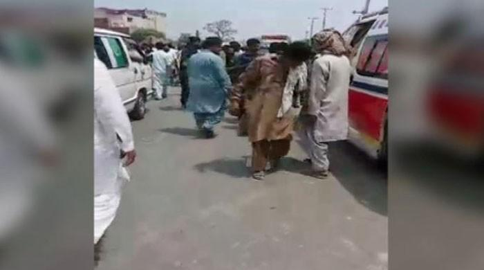 Six killed in Gujranwala accident