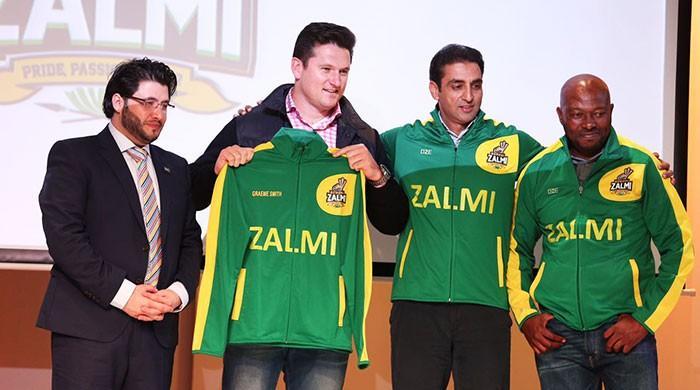 Graeme Smith announced head coach for Benoni Zalmi