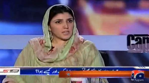 Imran Khan used marriage as an election stunt: Ayesha Gulalai