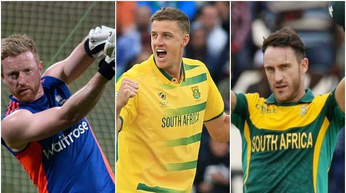 Collingwood, du Plessis, Morkel possible candidates in World XI series