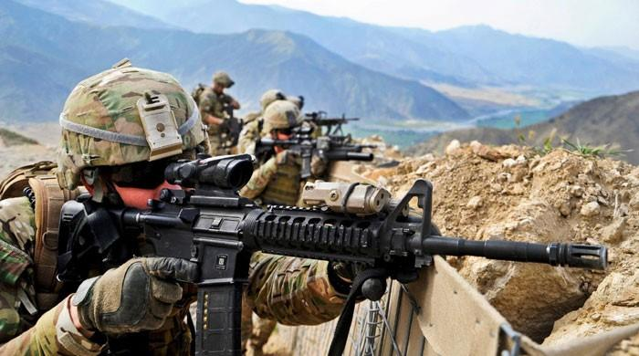 US intervention in Afghanistan: Key developments