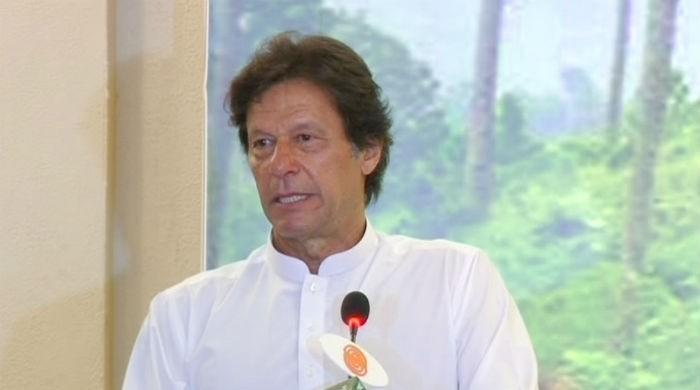Govt giving legal cover to Sharif family's corruption: Imran Khan