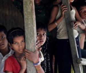 Rohingya villagers blockaded amid fresh tensions in Myanmar's Rakhine-residents