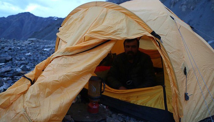Bad weather wasnu0027t the only hurdle in the way of the female mountaineers. Their initial plans suffered a setback when six out of seven registered climbers ... & Three Pakistani women conquer 5500 metre Kuksil peak | Sports ...