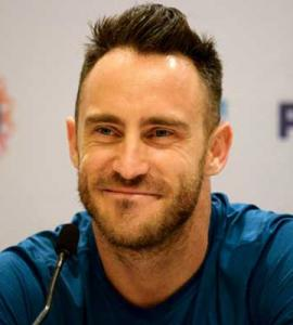 South Africa's Faf du Plessis to captain World XI: sources
