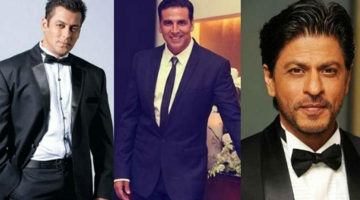 Shah Rukh, Salman, Akshay among world's 10 highest paid actors