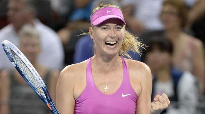 Sharapova determined to prove point on US Open return