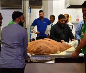 World's largest samosa record smashed in London
