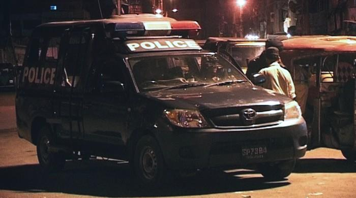Nine suspects apprehended by police in Karachi raids
