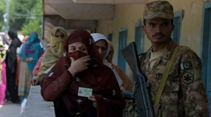 Army to be deployed for NA-120 by-poll, directs ECP
