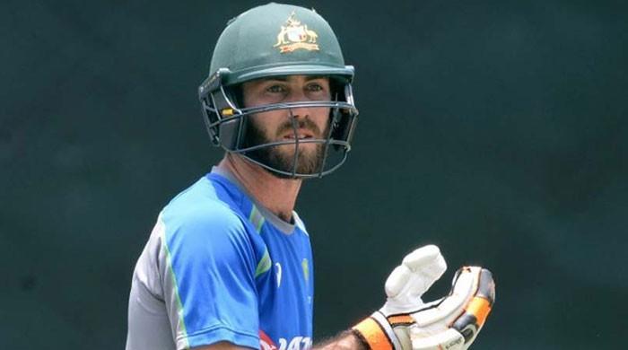 Maxwell suffers heatstroke on Bangladesh tour