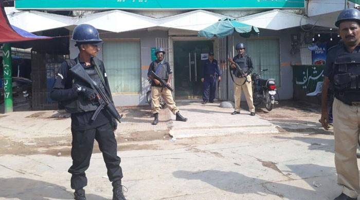 Quick Response Force formed to curb street crimes in Karachi