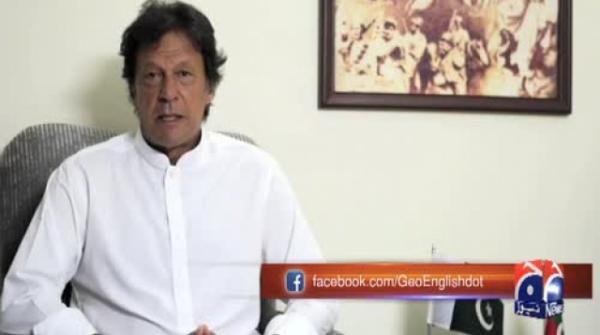 Coming to Sukkur tomorrow, announces Imran Khan 24-August-2017