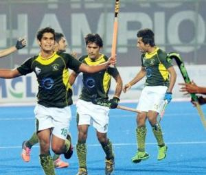 Pakistani hockey team back in the game, qualifies for World Cup 2018
