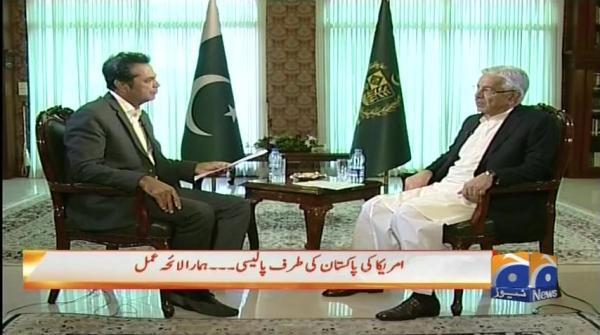 Naya Pakistan - 25 August 2017
