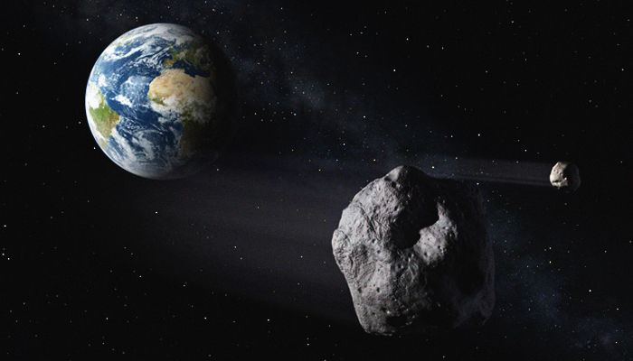 Three-Mile Asteroid Is About to Buzz the Earth