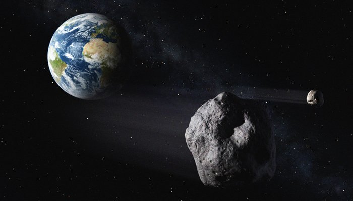 Asteroid Set to Make 'Near-Earth' Flyby Friday