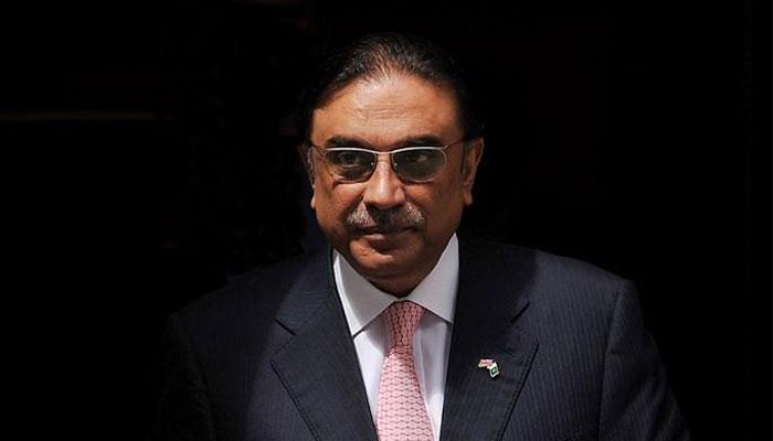 Zardari says will appeal against Benazir murder case verdict