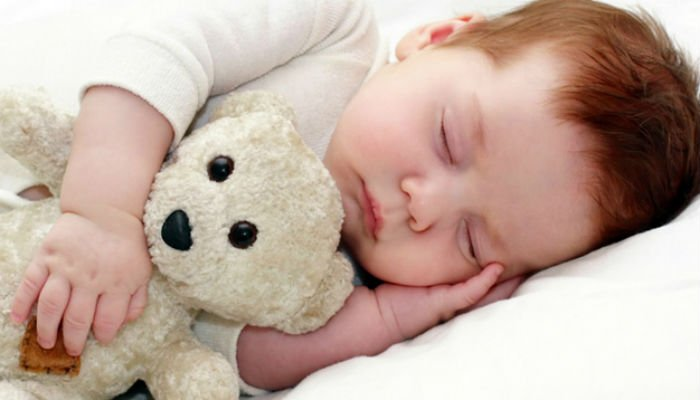 Parents find older babies sleep better in their own rooms