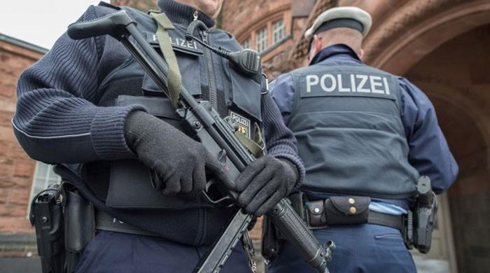 German police searching for Pakistani man after knife attack