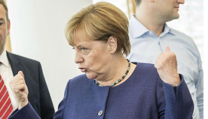 Merkel wants to end Turkey EU membership talks