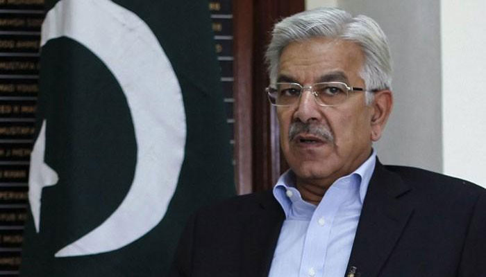 Pakistani envoys moot: Asif seeks suggestions on how to deal with US