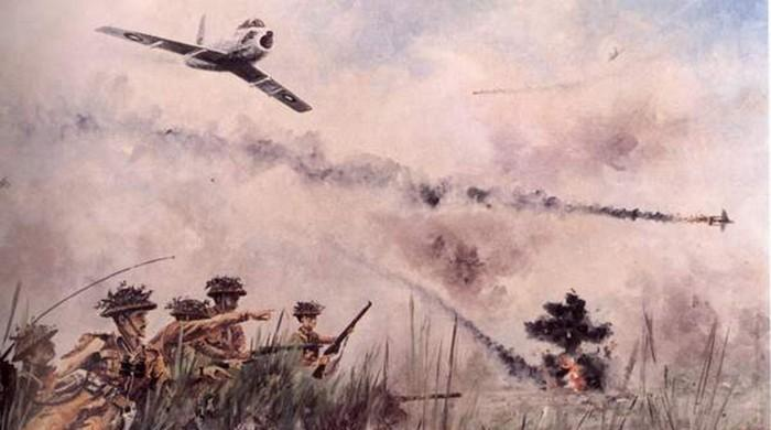 The PAF's finest hour was the 1965 war