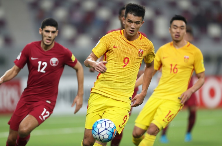 China beats Qatar, fails to bag World Cup ticket