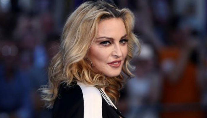 Madonna prepares to get into the groove in Portugal