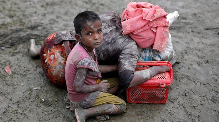 The stateless and persecuted Rohingya