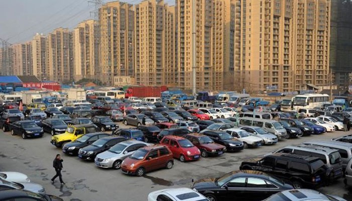 China To Ban Petrol And Diesel Car Sales From A Date To Be: China Studying When To Ban Sales Of Traditional Fuel Cars