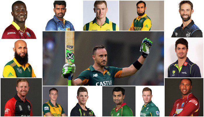 Security comforts World XI on tour in Pakistan, says Faf du Plessis