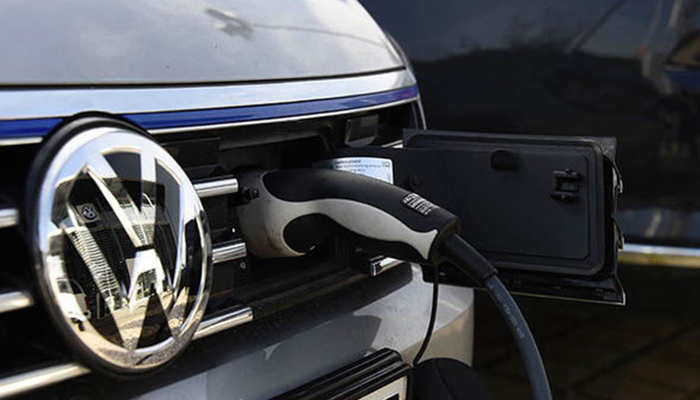 Frankfurt Motor Show: VW ID Crozz II & Skoda Vision E II concepts