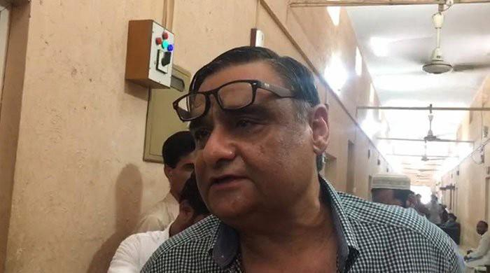 Dr Asim receives medical treatment in London