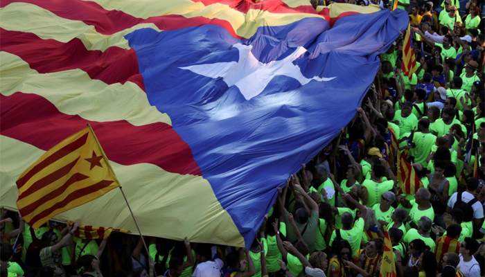 spain independence spain calls catalan mayors for questioning on independence vote
