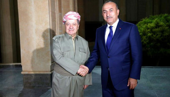 Turkey warns Iraqi Kurdish independence referendum