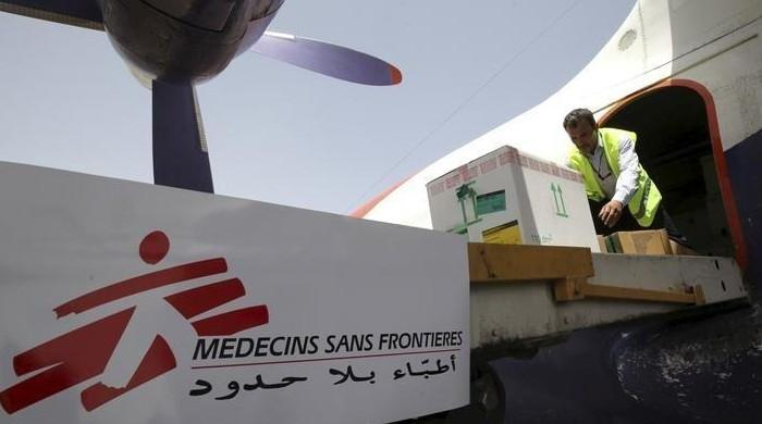 Pakistan expels medical charity MSF from tribal region