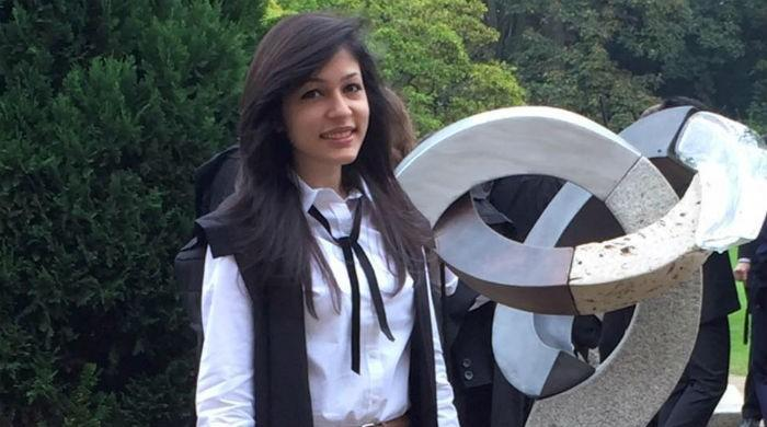 Pakistani student achieves highest honour at Oxford University