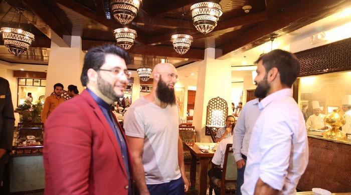 World XI stars grace Peshawar Zalmi reunion in Lahore