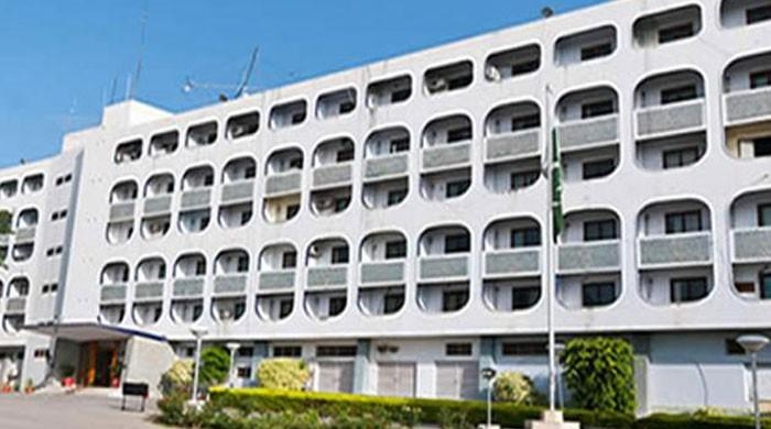 US, India destabilising region through arms deal: FO