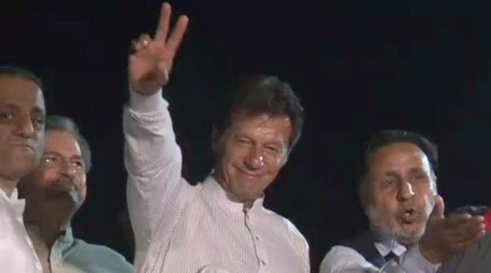 PTI will emerge victorious in NA-120 by-polls: Imran