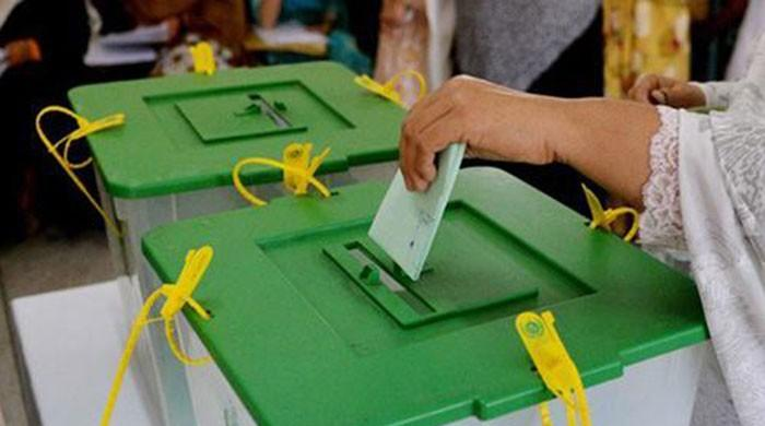 All polling stations in NA-120 declared sensitive: sources