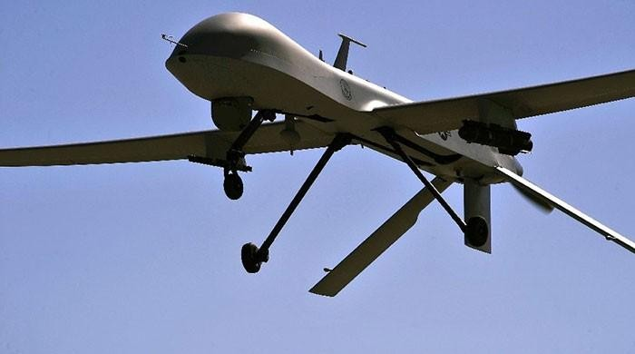 Three Killed In US Drone Strike Near Pak Afghan Border